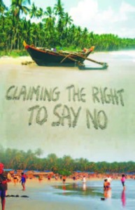 Claiming the Right to Say No
