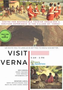 Heritage experience in the village of Verna