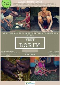 Getting to know Goa better  – visit Borim