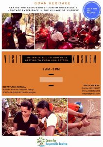 A heritage experience in the village of Kuskem
