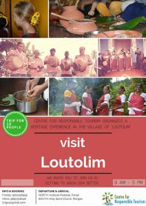 Heritage experience in the village of Loutolim